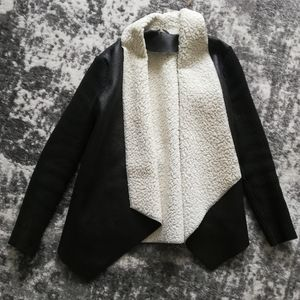**2 for $60*Rocker Chic Teddy Bear Blazer Sweater
